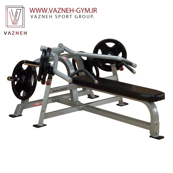 دستگاه بدنسازی پرس سینه وزنه آزاد(LVBP) بادی سولید سری پروکلاب لاین