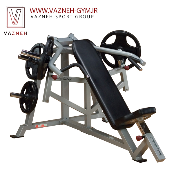 دستگاه بدنسازی پرس بالاسینه وزنه آزاد(LVIP) بادی سولید سری پروکلاب لاین