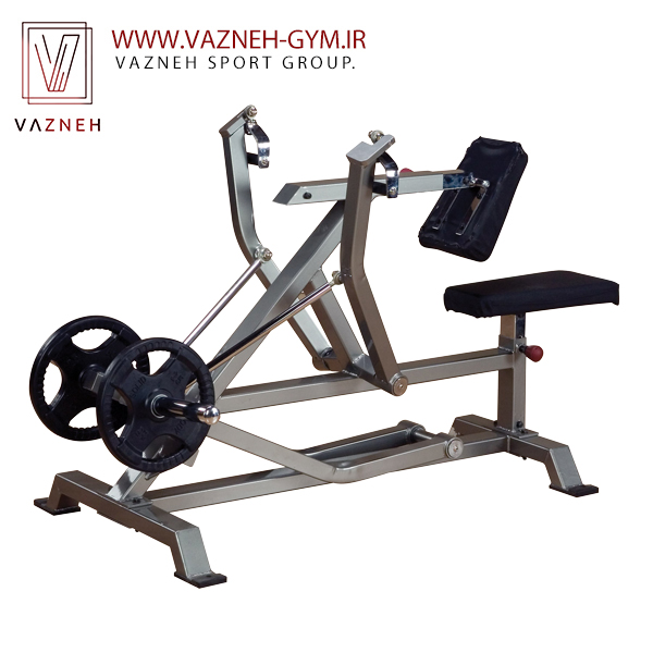 دستگاه بدنسازی اچ وزنه آزاد(LVSR) بادی سولید سری پروکلاب لاین