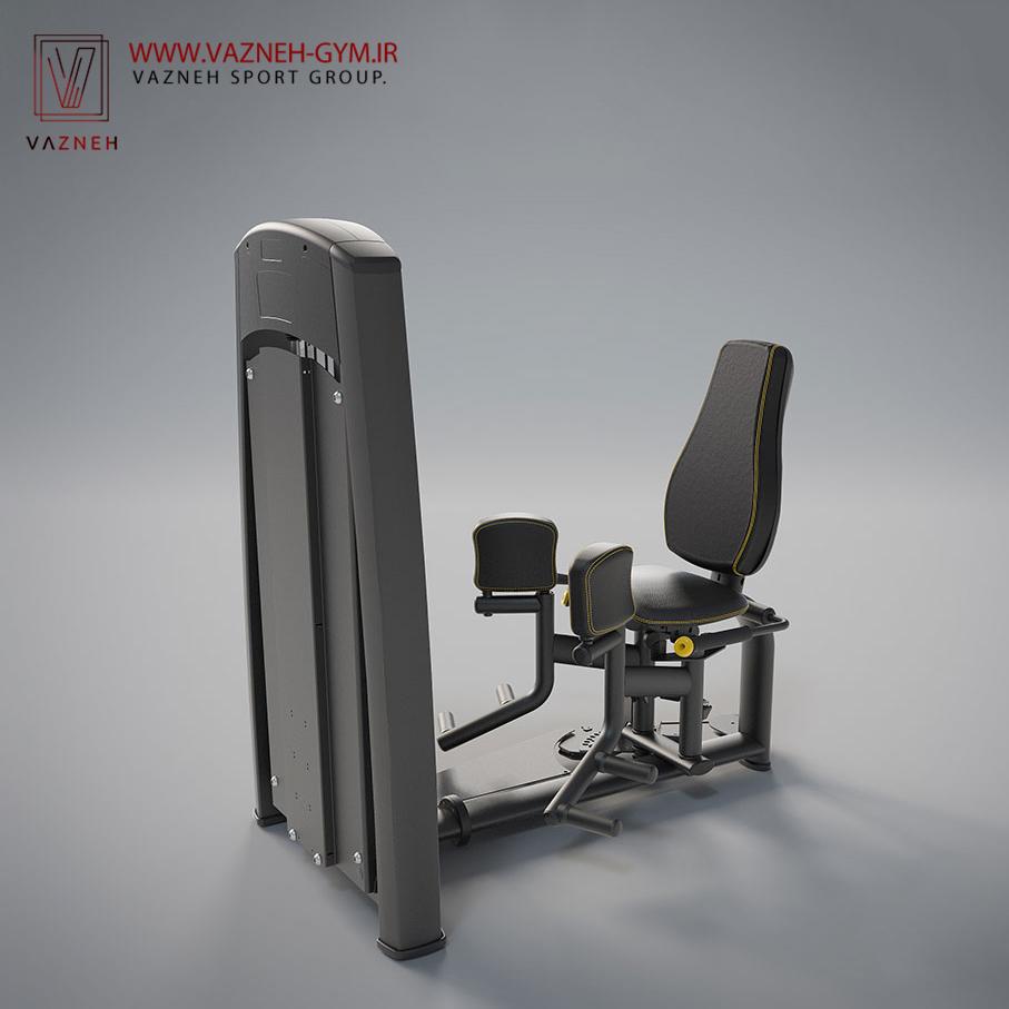 دستگاه بدنسازی داخل ران سری الانت dhz fitness
