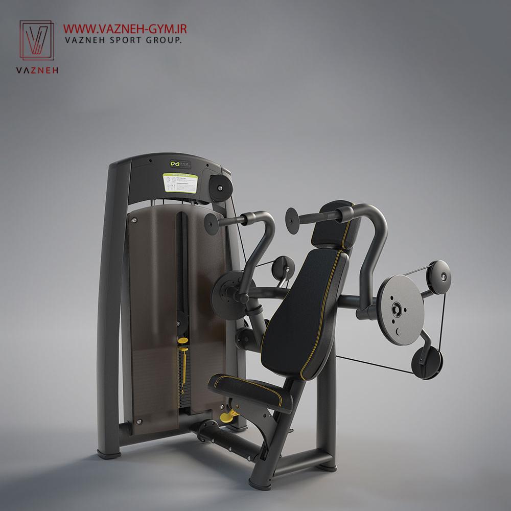 دستگاه بدنسازی پشت بازو سری الانت dhz fitness