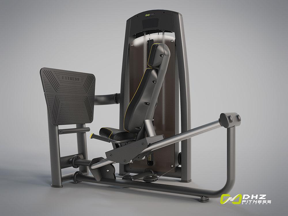 دستگاه بدنسازی پرس پا ماشین سری الانت dhz fitness