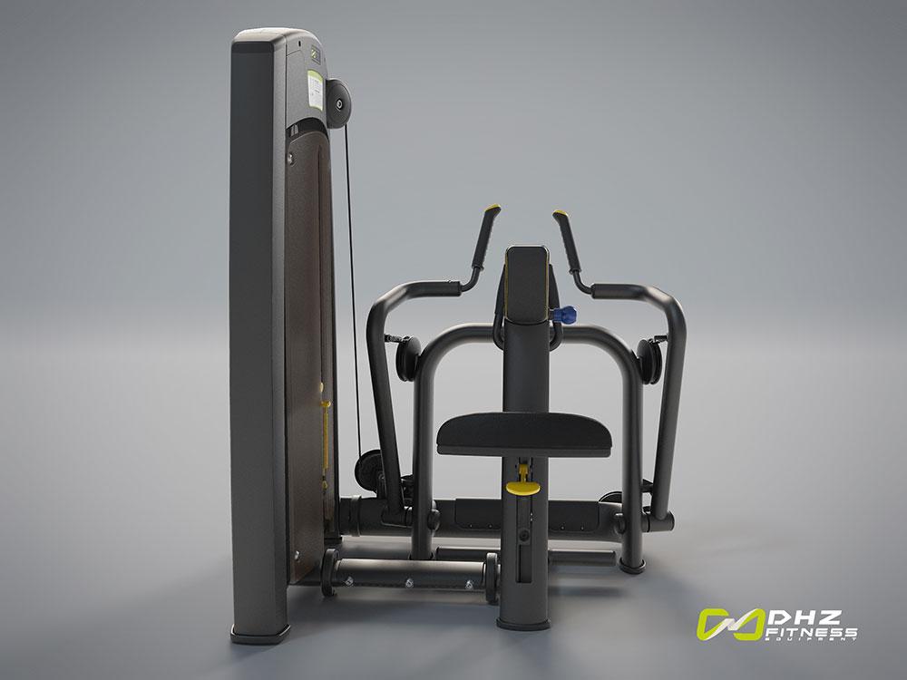 دستگاه بدنسازی زیر بغل اچ سری الانت dhz fitness