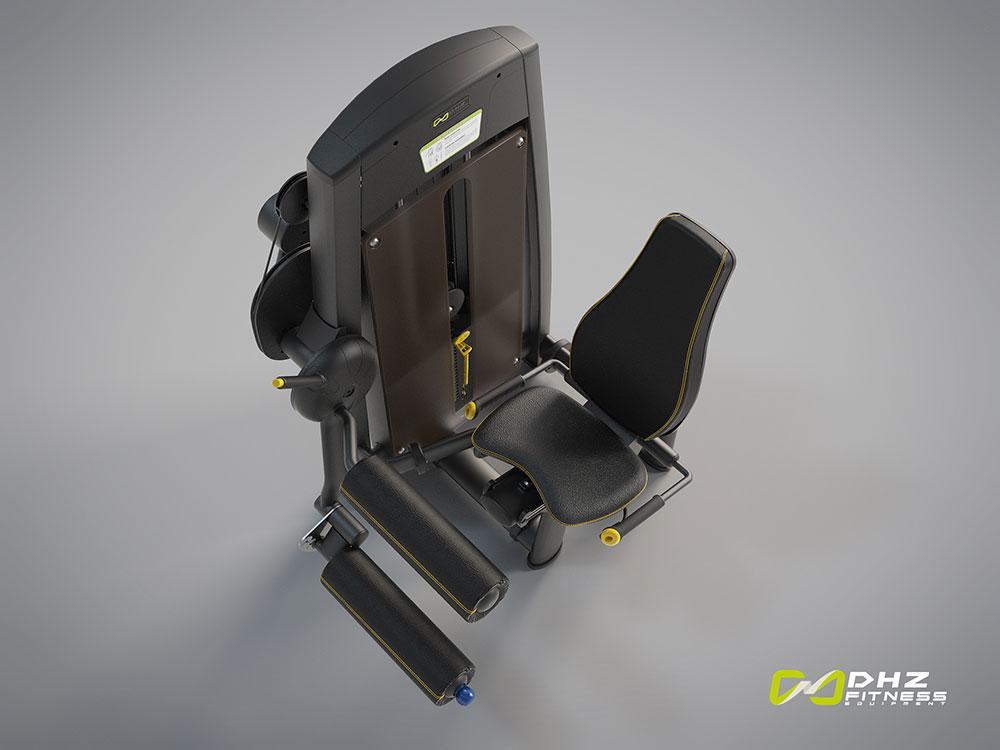 دستگاه بدنسازی پشت پا نشسته سری الانت dhz fitness