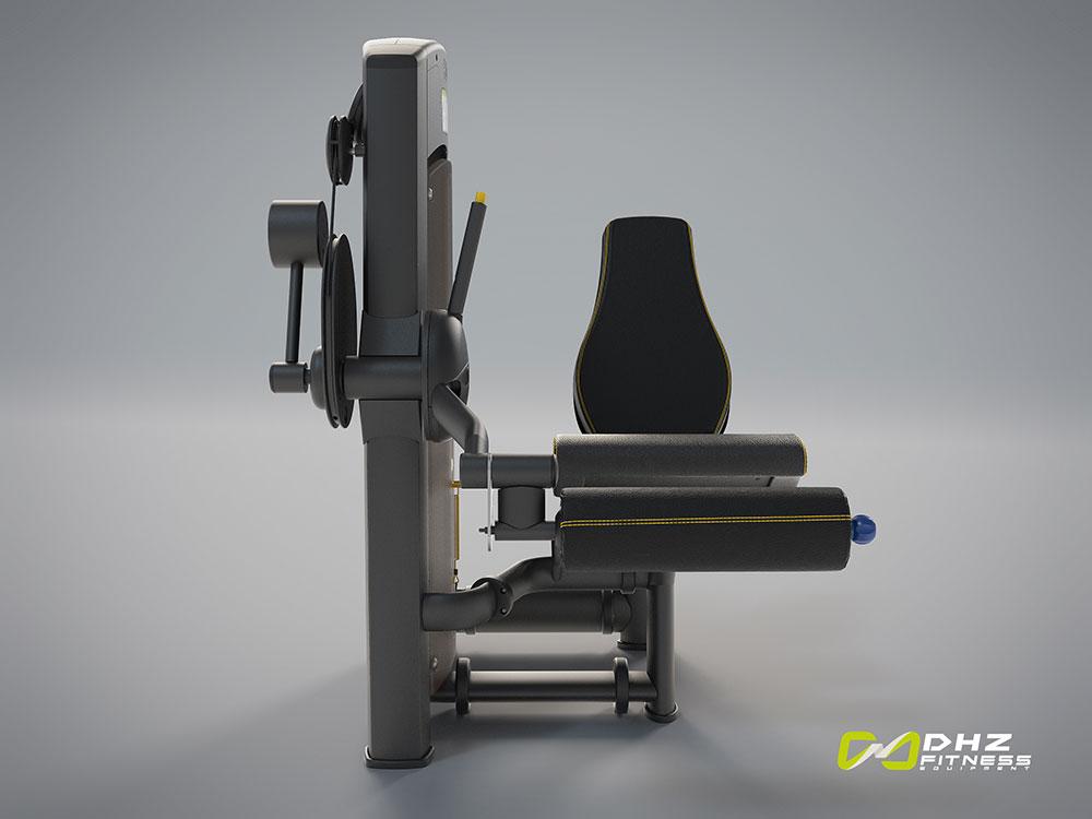 دستگاه بدنسازی جلو پا سری الانت dhz fitness