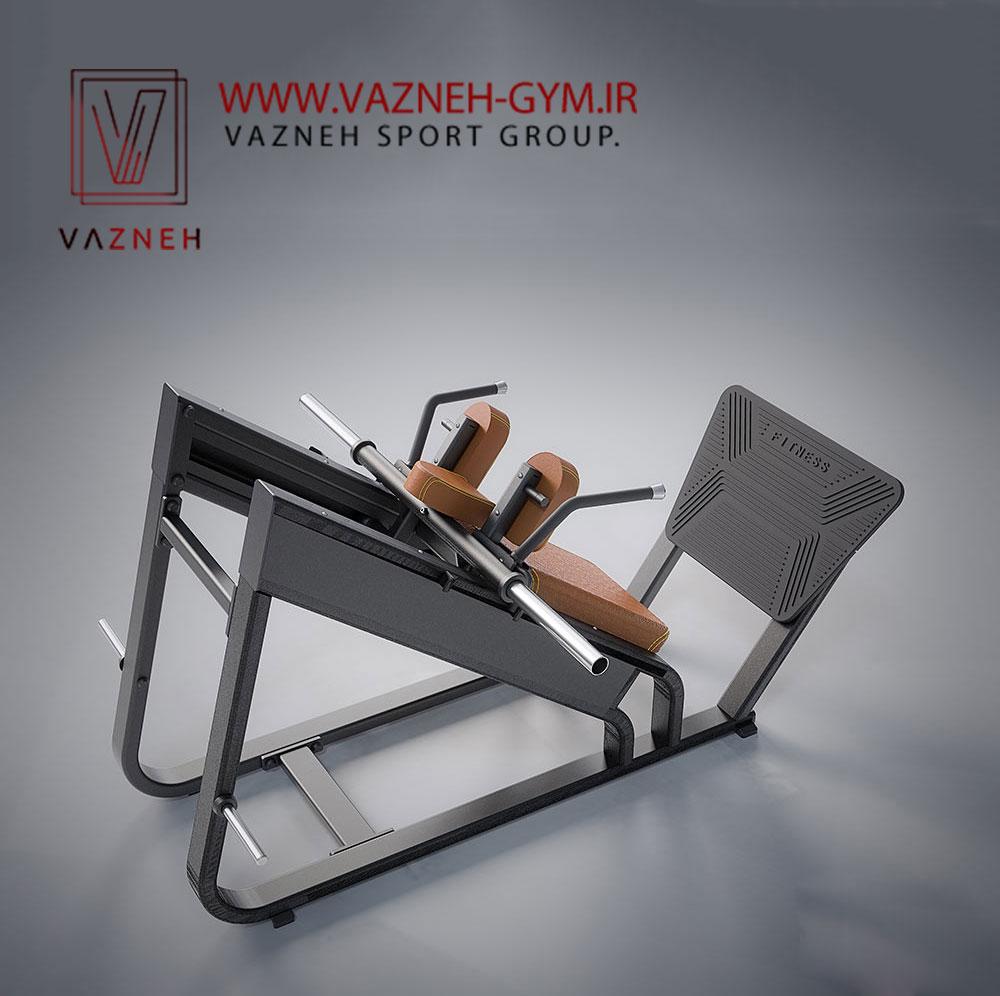 دستگاه بدنسازی هاگ پا سری اوست وان DHZ FITNESS