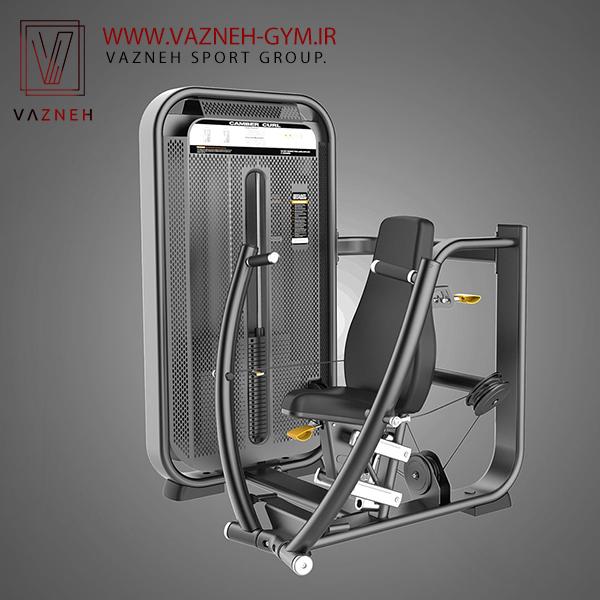 دستگاه بدنسازی پرس سینه ماشین DHZ سری Fusion Pro 1