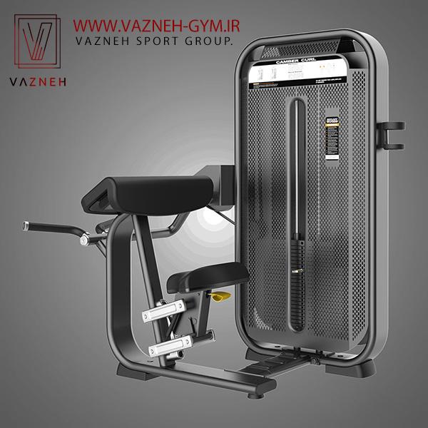 دستگاه بدنسازی جلو بازو لاری DHZ سری Fusion Pro 1